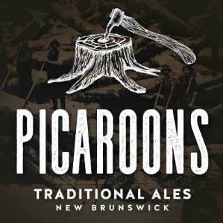 Microbrewery Craft and Organic Beer Picaroons Traditional Ales Saint-John New Brunswick Ulocal Local Product Local Purchase