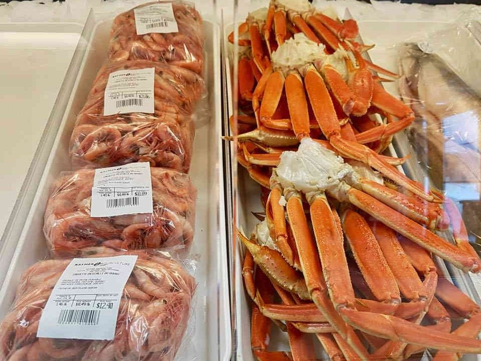 Alimentation poissonnerie Raymer Aquaculture New Richmond Ulocal produit du terroir produit local achat local