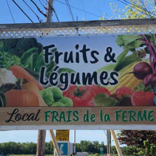 Fruit and Vegetable Market Scoudouc River Farm Scoudouc Road NB Canada Ulocal local product local purchase local product