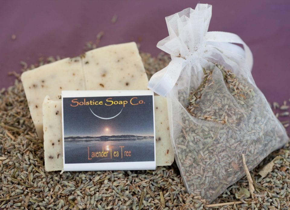 Ecological Soap Soap Solstice Soap Co. Fredericton New Brunswick Ulocal Local Product Local Purchase