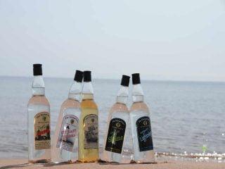Distillerie alcool Myriad View Artisan Distillery Inc. Souris Prince Edward Island Ulocal produit local achat local