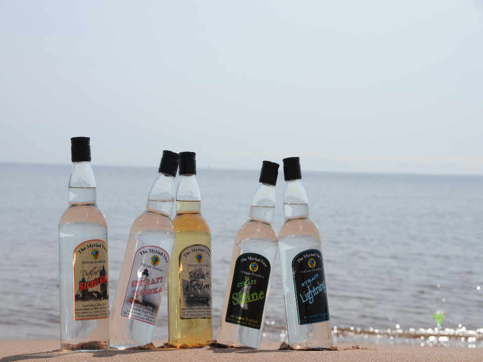 Myriad Alcohol distillery View Artisan Distillery Inc. Mouse Prince Edward Island Ulocal local product local purchase