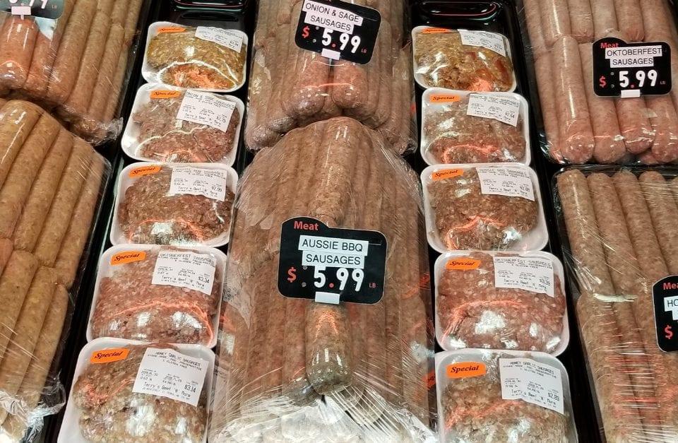 Boucherie viandes Terry's Beef 'n' More Saint George Nouveau-Brunswick Ulocal produit local achat local produit terroir