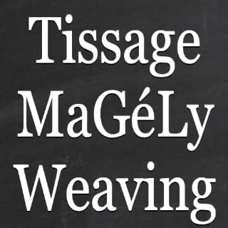 Artisans tissage napperons Tissage MaGéLy Weaving Drummond Nouveau-Brunswick Ulocal produit local achat local