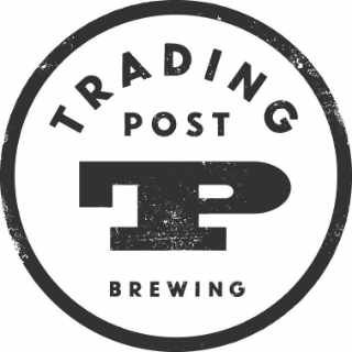 microbrewery beer alcohol food logo trading post brewing langley british columbia canada ulocal product purchase local local produce tourist