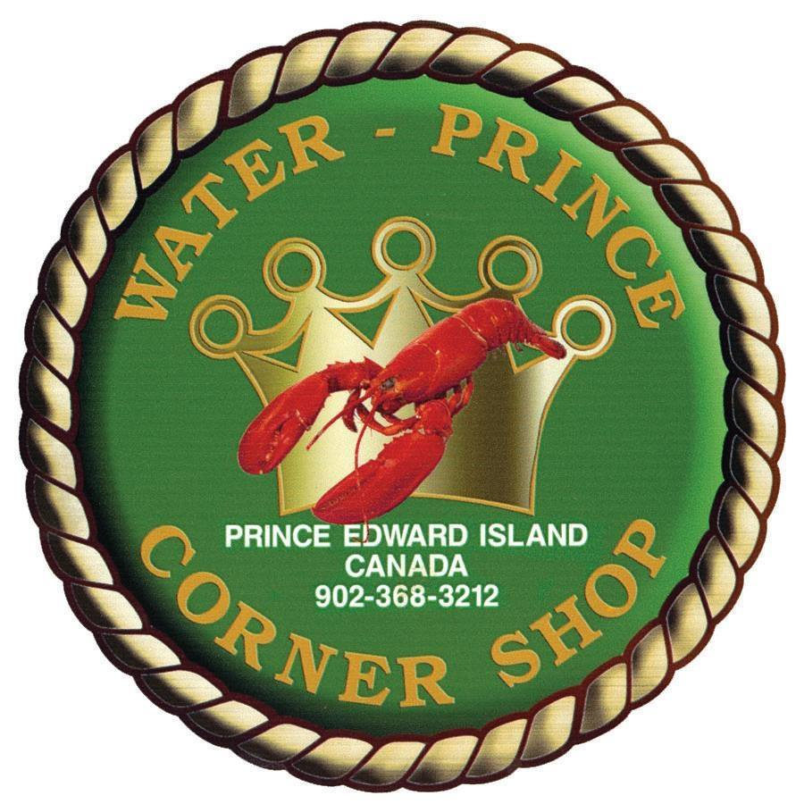 Restaurant seafood Water Prince Corner Shop Charlottetown Prince Edward Island Ulocal local product local purchase local product