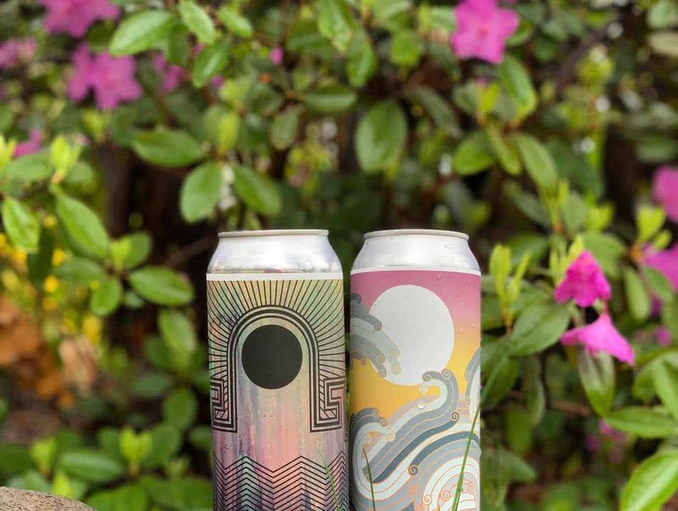 Microbrasserie canettes de bière Barreled Souls Brewing Company Saco Maine États-Unis Ulocal produit local achat local