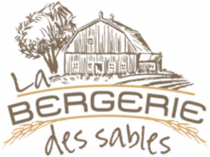 Cheese factory logo La Bergerie des Sables Curran Ontario Canada Ulocal local product local purchase