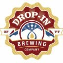 Microbrewery logo Drop-In Brewing Company Middlebury Vermont United States Ulocal Local Product Local Purchase