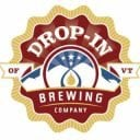 Microbrasserie logo Drop-In Brewing Company Middlebury Vermont États-Unis Ulocal produit local achat local