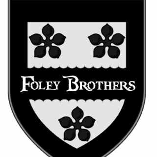 Microbrasserie logo Foley Brothers Brewing Brandon Vermont États-Unis Ulocal produit local achat local