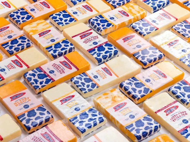 Fromagerie fromages cheddar Fromagerie St-Albert St-Albert Ontario Canada Ulocal produit local achat local