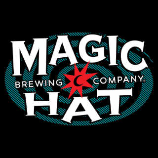 Microbrewery logo Magic Hat Brewing Company Burlington Vermont United States Ulocal local product local purchase