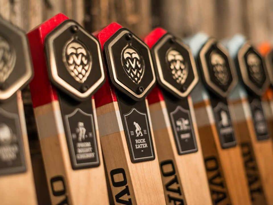Microbrasserie bières en fût Oval Craft Brewing Plattsburgh New York États-Unis Ulocal produit local achat local