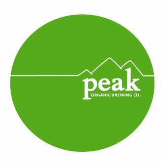 Microbrewery logo Peak Organic Brewing Company Portland United States Ulocal Local Product Local Purchase
