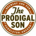 Microbrasserie logo The Prodigal Son Brewery and Pub Pendleton Oregon États-Unis Ulocal produit local achat local
