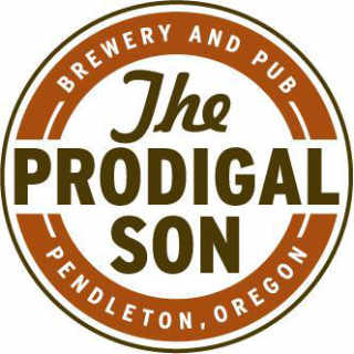 Microbrewery logo The Prodigal Son Brewery and Pub Pendleton Oregon United States Ulocal local product local purchase