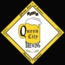 Microbrasserie logo Queen City Brewing Staunton Virginie États-Unis Ulocal produit local achat local