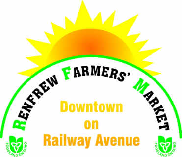 Marché public logo Renfrew Farmers' Market Renfrew Ontario Canada Ulocal produit local achat local