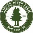 Marché de fruits et légumes logo Rideau Pines Farm Ottawa Ontario Canada Ulocal produit local achat local