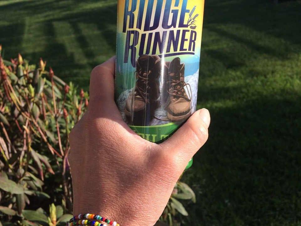 Microbrasserie canette de bière Rock Art Brewery Morristown Vermont États-Unis Ulocal produit local achat local