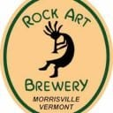 Microbrewery logo Rock Art Brewery Morristown Vermont United States Ulocal Local Product Local Purchase