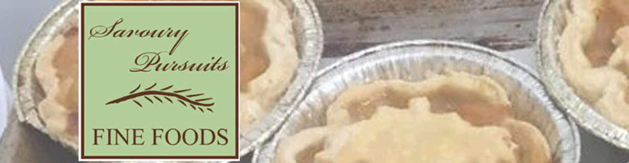 Pâtisserie logo Savoury Pursuits Ottawa Ontario Canada Ulocal produit local achat local