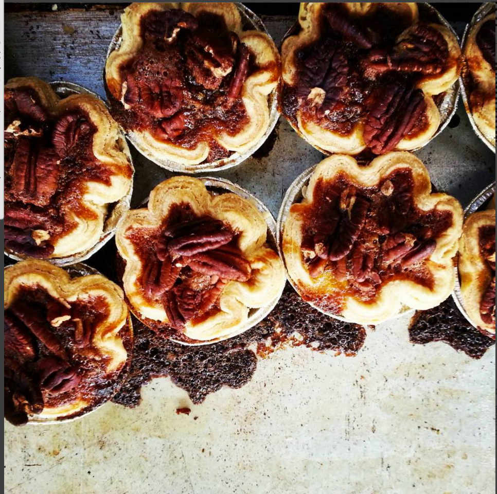 Pastry shop pecan tartlets Savory Pursuits Ottawa Ontario Canada Ulocal local product local purchase