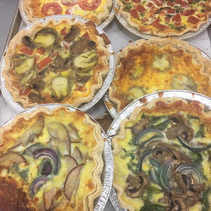Pâtisserie quiches Savoury Pursuits Ottawa Ontario Canada Ulocal produit local achat local