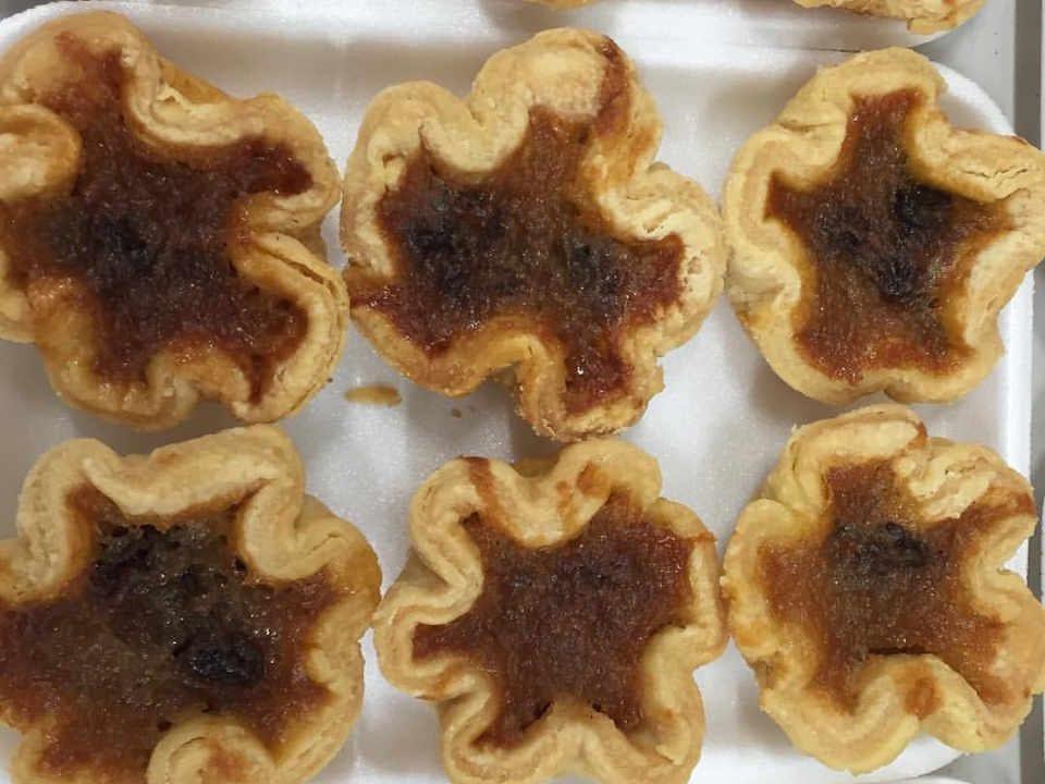 Pâtisserie tartelettes Savoury Pursuits Ottawa Ontario Canada Ulocal produit local achat local