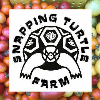 Fermier de famille logo Snapping Turtle Farm Cranbury Township New Jersey États-Unis Ulocal produit local achat local