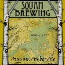 Microbrewery logo Squam Brewing Holderness New Hampshire United States Ulocal Local Product Local Purchase