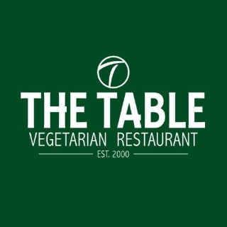 Restaurant logo The Table Vegetarian Restaurant Ottawa Ontario Canada Ulocal produit local achat local