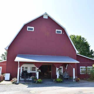 Marché de fruits et légumes ferme Tincap Berry Farm Brockville Ontario Canada Ulocal produit local achat local
