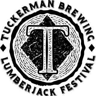Microbrasserie logo Tuckerman Brewing Company Conway New Hampshire États-Unis Ulocal produit local achat local