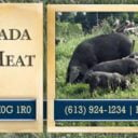 Sale of meat logo Upper Canada Heritage Meat Elizabethtown-Kitley Ontario Canada Ulocal Local Product Local Purchase