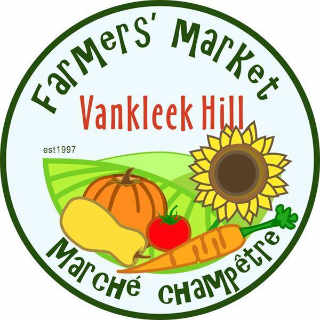 Marché public logo Vankleek Hill Farmers' Market Vankleek Hill Ontario Canada Ulocal produit local achat local