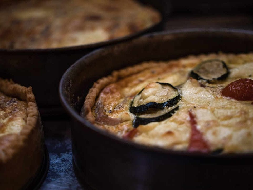 Restaurant quiches Vert Fourchette Vankleek Hill Ontario Canada Ulocal local product local purchase