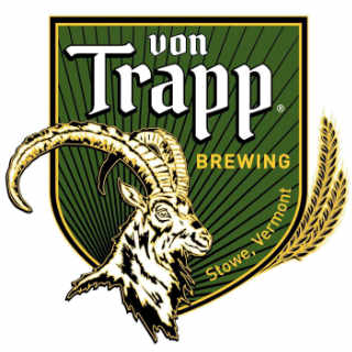 Microbrasserie logo Von Trapp Brewing Stowe Ontario Canada Ulocal produit local achat local