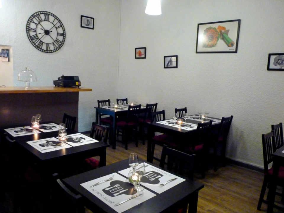 Restaurant pâtisserie Au Mets-Cliché Grenoble France Ulocal produit local achat local