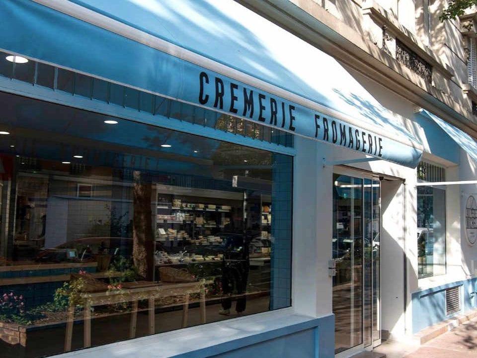 Fromagerie biologique alimentation épicerie fine Au Père Michel - Fromagerie de Saint-Ouen France Ulocal produit local achat local produit terroir