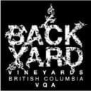 vineyard logo backyard vineyards langley british colombia canada ulocal local products local purchase local produce locavore tourist