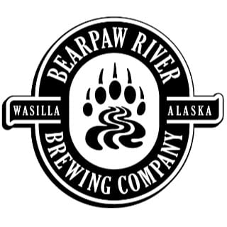 microbreweries logo bearpaw river brewing company wasilla alaska united states ulocal local products local purchase local produce locavore tourist