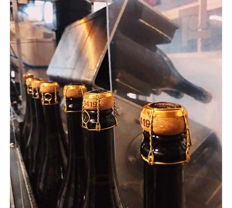 Champagne alcool Champagne Albert Beerens Arrentières France Ulocal produit local achat local produit du terroir