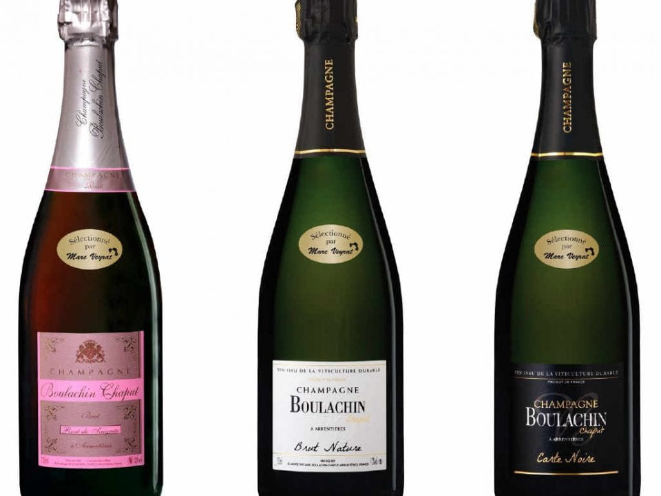 Vignoble alcool champagne Champagne Boulachin Chaput Arrentières France Ulocal produit local achat local