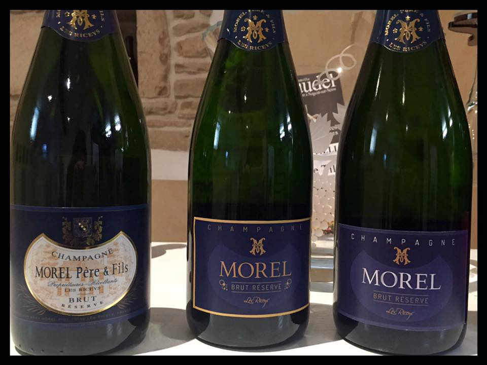 Champagne vineyard ecological alcohol Champagne Morel Les Riceys France Ulocal local product local purchase local product