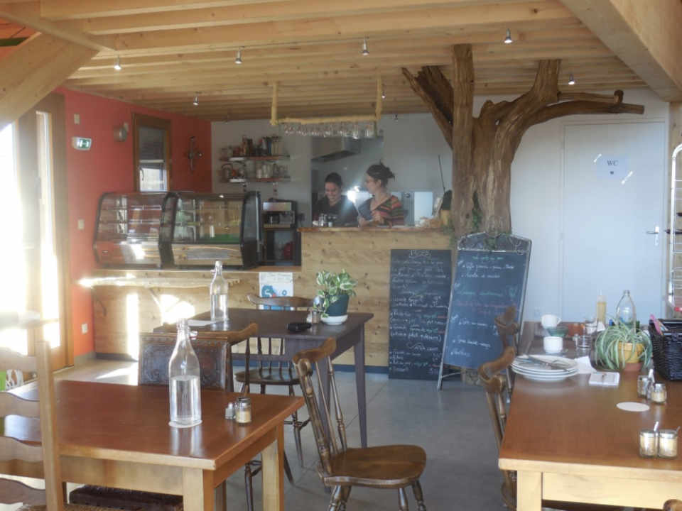 Organic grocery restaurant Court Circuit Chabeuil Drôme France Ulocal local product local purchase local product