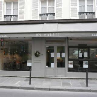Restaurant alimentation eh oui ! ! ! Paris France Ulocal produit local achat local produit du terroir