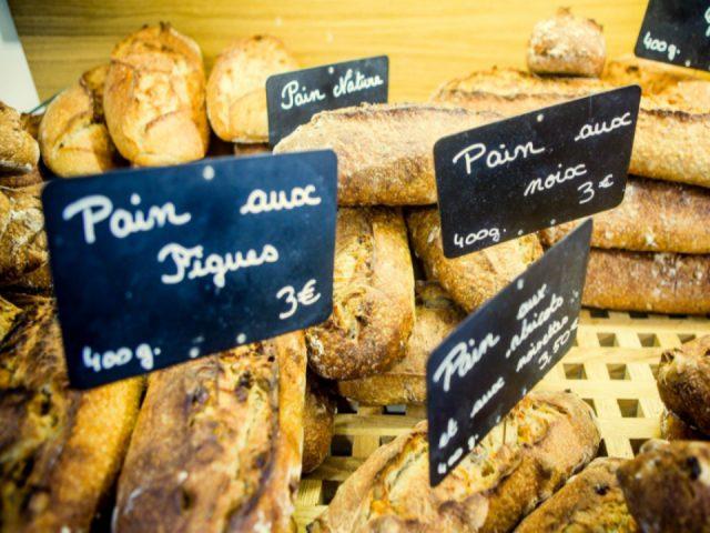 Boulangerie artisanale alimentation Émile & Jules Paris Île-de-France Ulocal produit local achat local produit terroir
