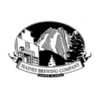 microbreweries logo haines brewing company inc haines alaska united states ulocal local products local purchase local produce locavore tourist